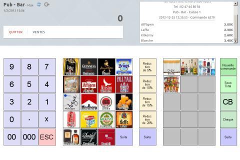 logiciel de caisse enregistreuse gratuit