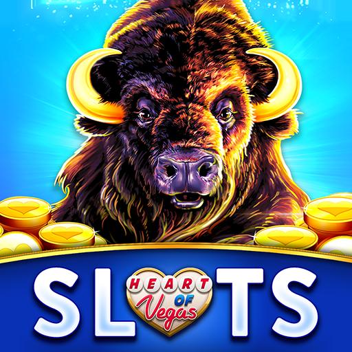Heart of Vegas: Jogos de Casino Gratis