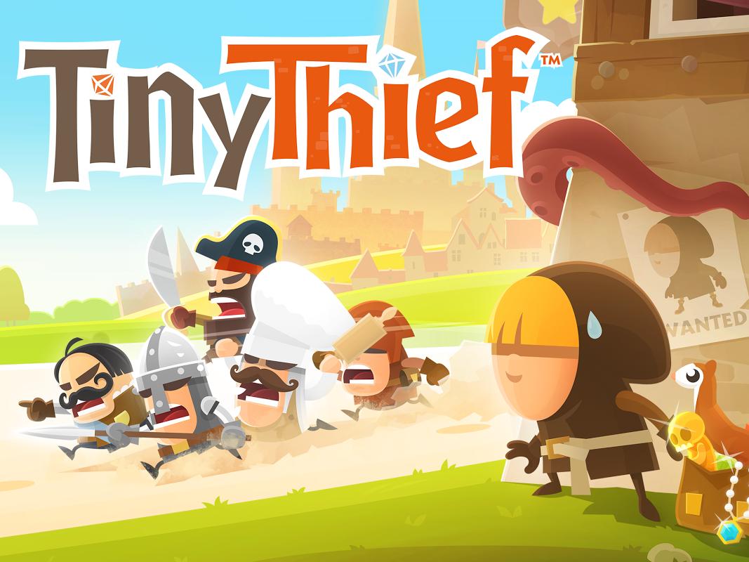 Tiny Thief screenshot 1