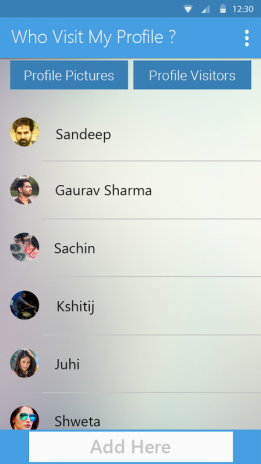 who viewed my profile whatsapp 5 0 Download APK for Android