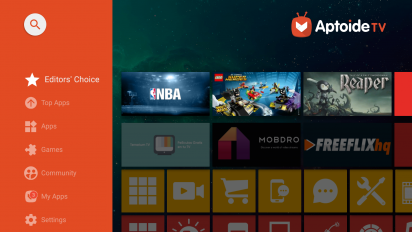 aptoide tv screenshot 2
