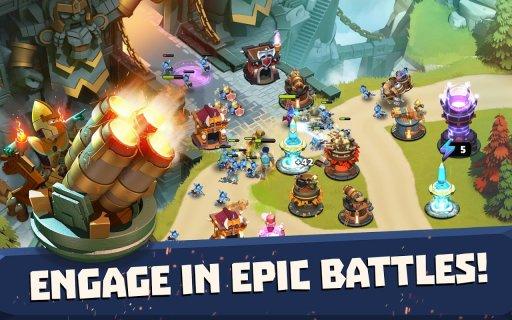 Castle Creeps TD screenshot 5