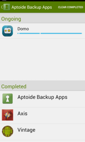 Aptoide Backup Apps 2 4 0 Download APK for Android - Aptoide