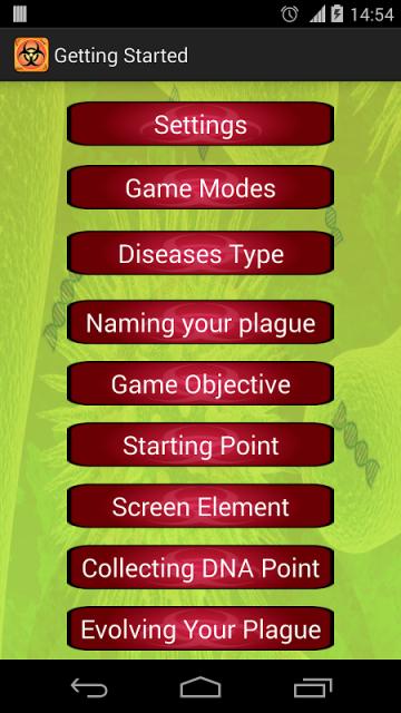 plague inc bacteria normal mode guide