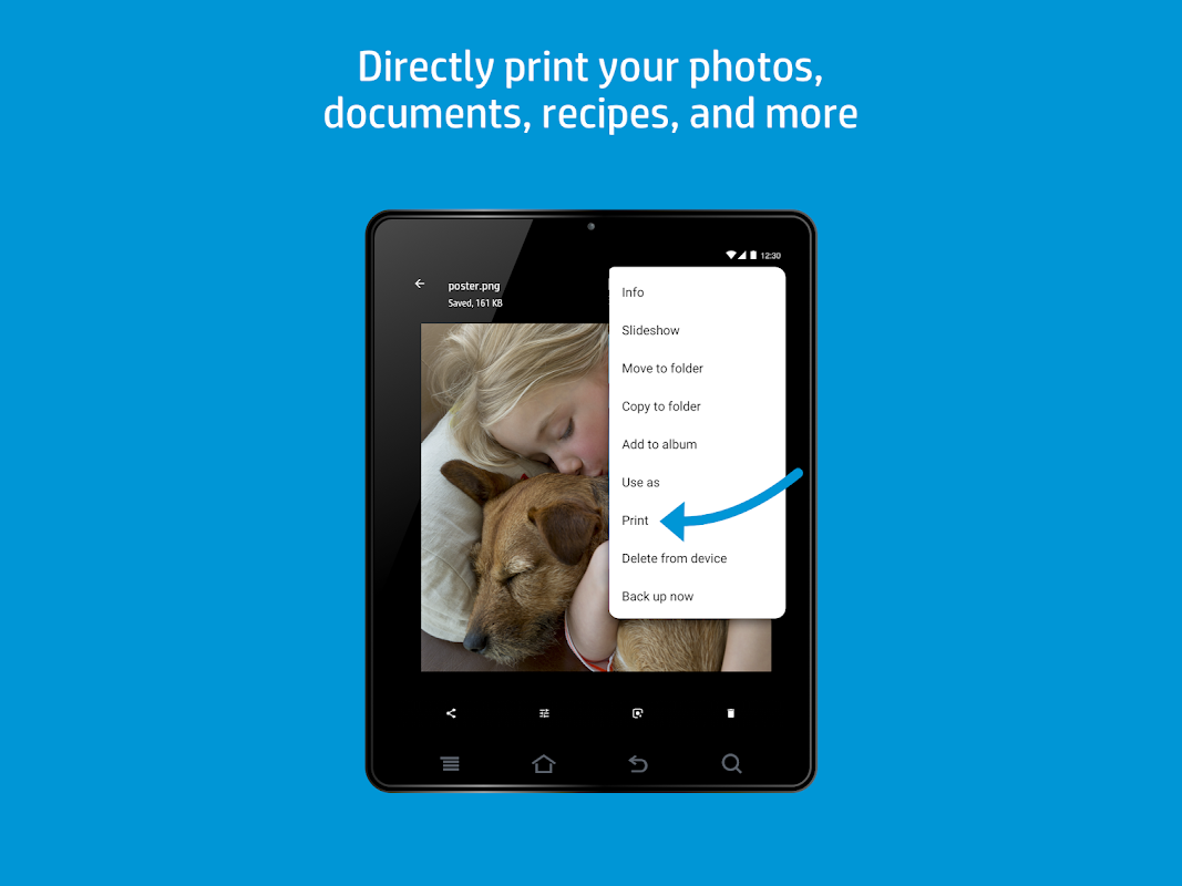 HP Print Service Plugin screenshot 2