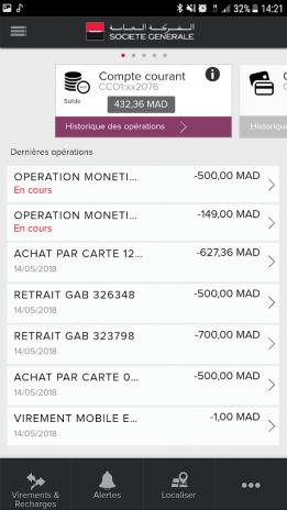 Societe Generale Maroc 2 0 0 Telecharger L Apk Pour Android Aptoide