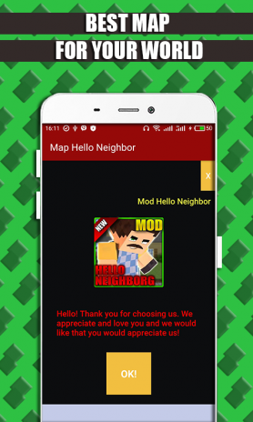 Map Hello Neighbor for MCPE 1 0 Download APK for Android - Aptoide