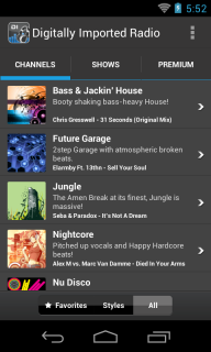 DI Radio screenshot 4