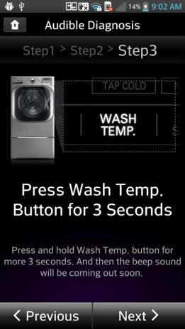Lg smart laundry приложение для диагностики сма lg youtube.