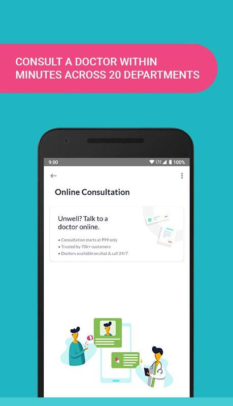 Netmeds - India Ki Pharmacy screenshot 2