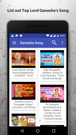 Lord Ganesha Songs & WallPaper 1 1 Download APK for Android