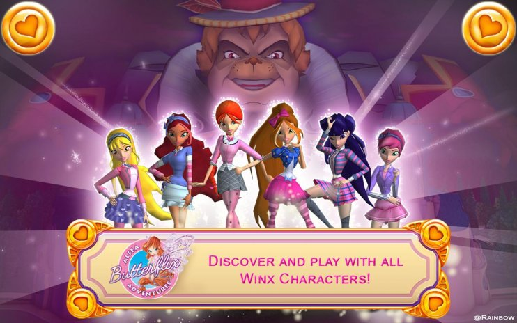 Winx: Butterflix Adventures 1 4 18 Download APK for Android - Aptoide