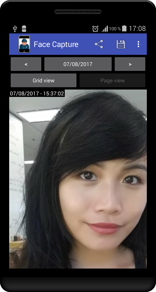 Face Capture screenshot 2