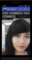 Face Capture Screen