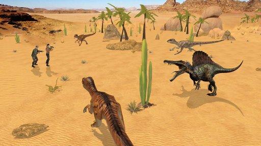 Dinosaur Hunt 2018 screenshot 4