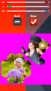 Balloons Photo Collage screenshot 6