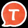 Tango Video, Voice & Text Icon