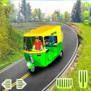 Modern auto tuk tuk Real rickshaw game 2021