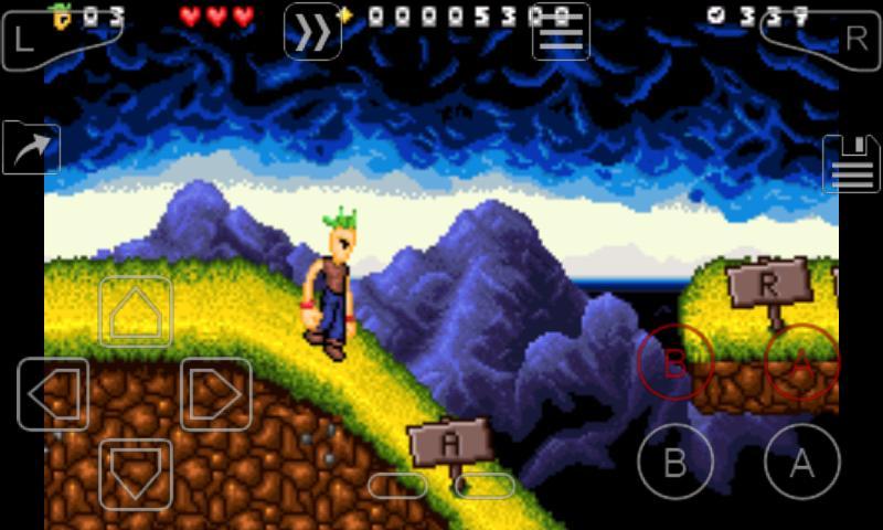 My Boy! Free - GBA Emulator screenshot 1