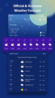 Weather Forecast - Weather Live & Radar & Widget screenshot 4