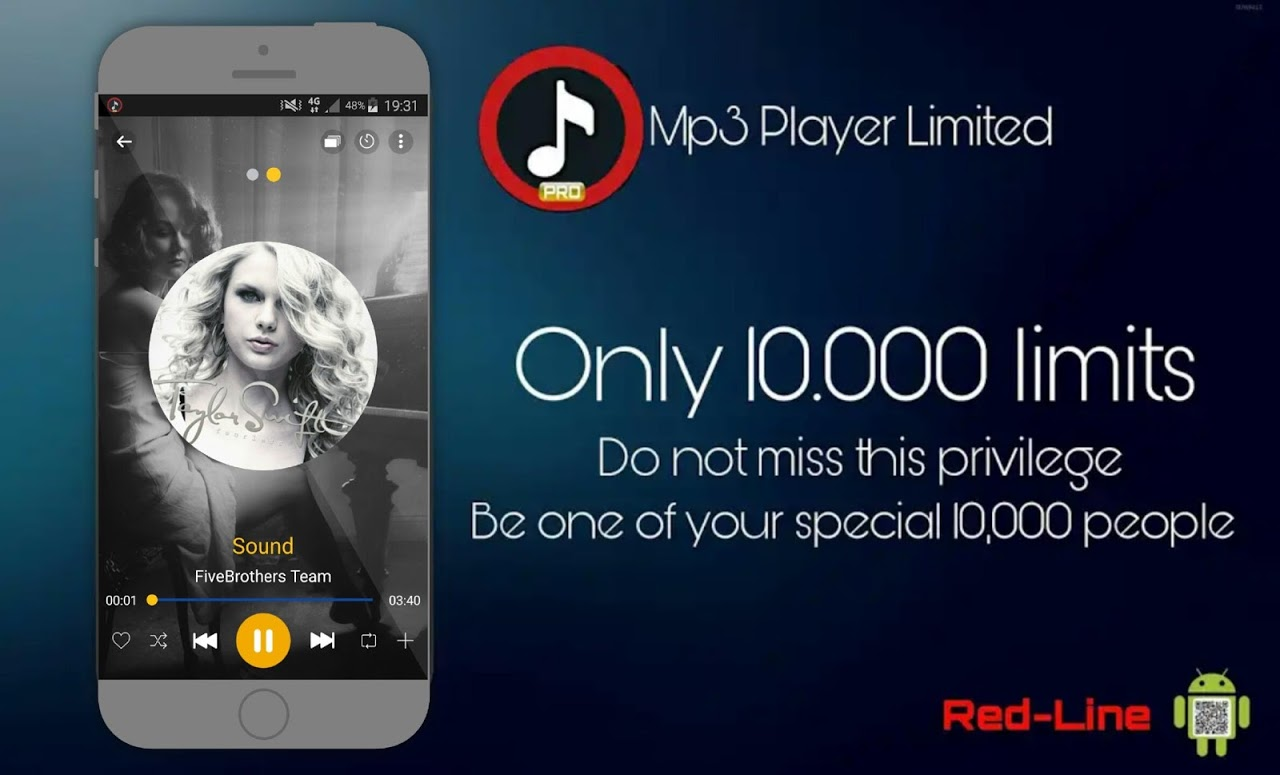 Music Player Pro Pro Limited 1 7 Download APK para Android