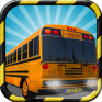 bus parking simulator 3d icon