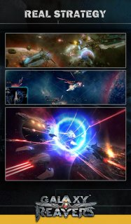 Galaxy Reavers - Space RTS screenshot 14
