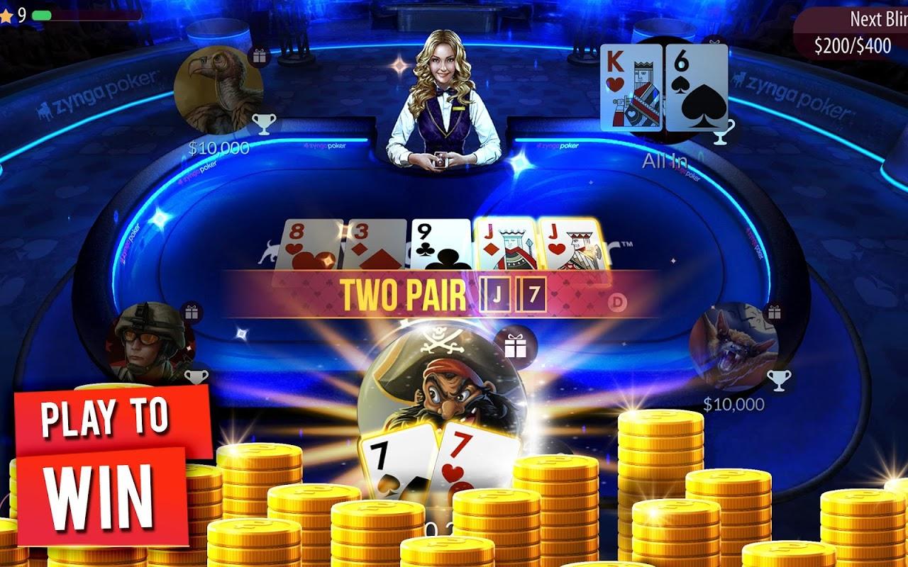Install Zynga Poker