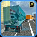Transport LKW Meerestiere