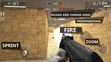 Squad Strike 3 : FPS Screen