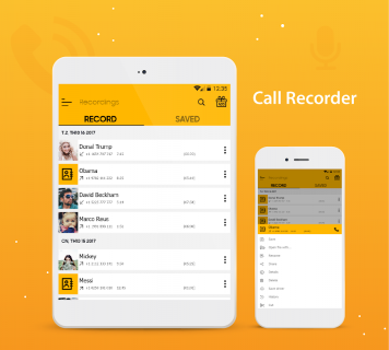 Call recorder screenshot 4