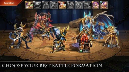 Trials of Heroes: Idle RPG screenshot 6