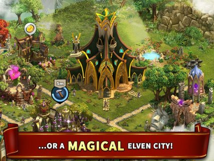 Elvenar screenshot 3