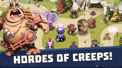Castle Creeps TD screenshot 3