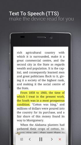 eReader Prestigio: Book Reader screenshot 5