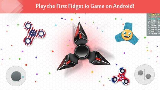 Fidget Spinner .io game screenshot 2