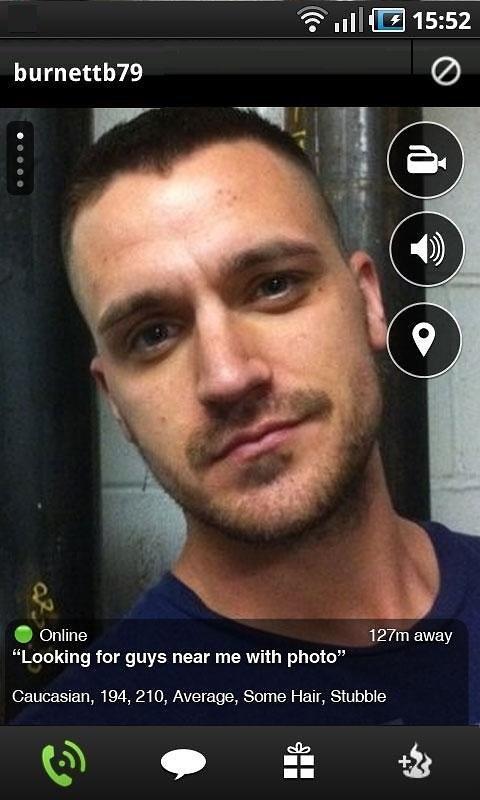 Discreet gay chat