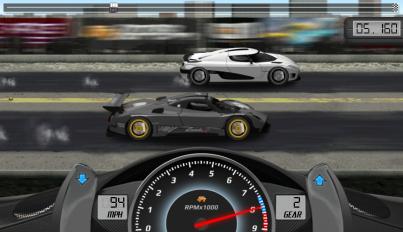 drag racing screenshot 7