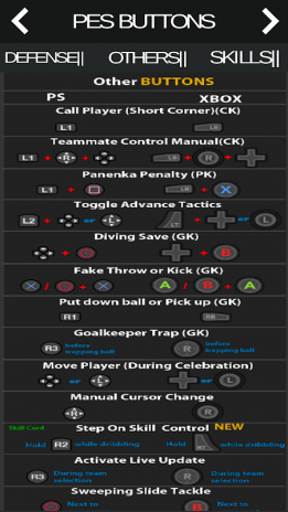 PES Buttons | PES 2018/2019 Game Guide & Tips 49 Download