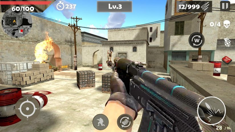 American Sniper Shoot Hunter 1 0 Download APK for Android