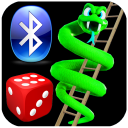 Snake & Ladders Bluetooth Game