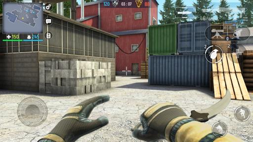 Modern Ops - Action Shooter (Online FPS) screenshot 3