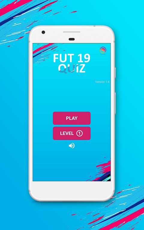 FUT 19 Player Rating Quiz | The Ultimate FUT Quiz! screenshot 1