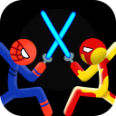 Supreme Spider Stickman Warriors - Stick Fight