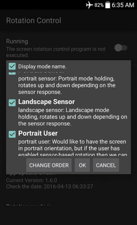Screen rotation control 3 2 4 3 Download APK for Android - Aptoide