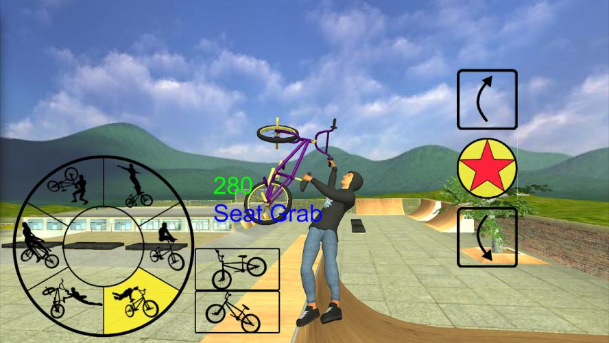 BMX Freestyle Extreme 3D screenshot 5