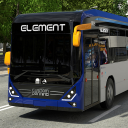 City Coach Bus Simulator: Super Bus Arena 2020