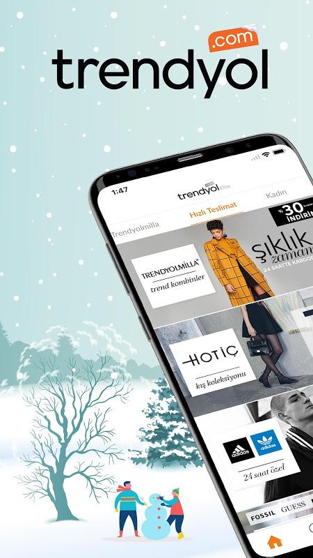 Trendyol - Moda & Alışveriş screenshot 1