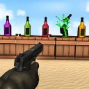 Knock Bottles Down: Sniper Gun Shooting Games
