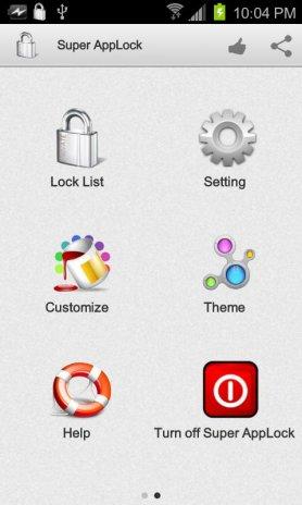 Super AppLock PRO Key 1 0 Download APK for Android - Aptoide
